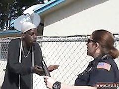 Rendőr bondage elnémítva perpatvar
