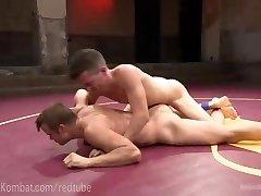 Nude Wrestling Dominação