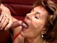 German Grannie Martha