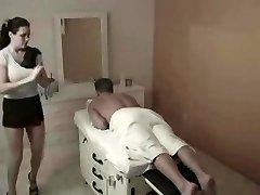 Angelica Sin Turns Massage Into...