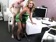 Sexy wife cum on pussy