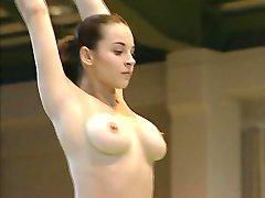 Nude Gymnast Corina Ungureanu FULL VIDEO