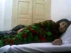 Highly Cute Paki Couple Have Awesome Homemade Sex