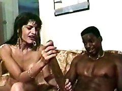 Big tits and big cock