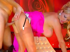 Sharon Pink-Milf Jugs 13 scene