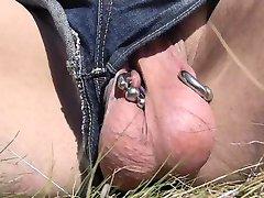 Pierced Low Hangers In Action