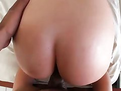 18 year old natural tits POV sex