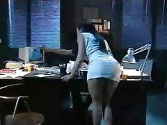 Dude fucking your delicious secretary
