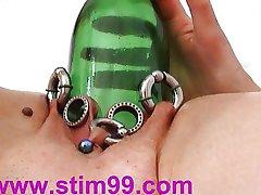 Masturbate Bottles Fucking