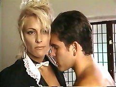 TT Boy unloads his wad on blonde milf Debbie Diamond