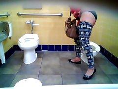 조금 화장실