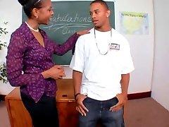 Big Black Booty Teacher Ms.Semmie Savanna