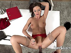 Pleasure in Misfortune - Tina Kay