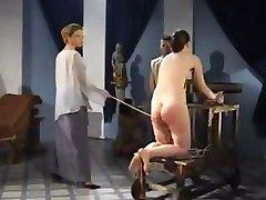 Mistress Kyra Canes 2 Slaves