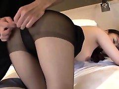 Sexy Japanese Babe Banging