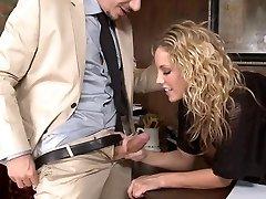 nice office girl