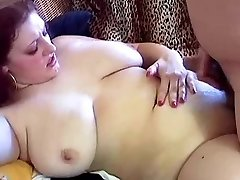 Chunky Redhead With Enormous Hangers Kristina Fucked