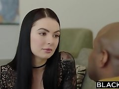 BLACKED Marley Brinx very first bbc in her culo