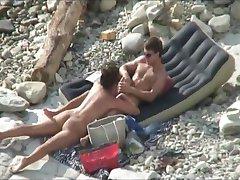 Plaža Voajer Seks