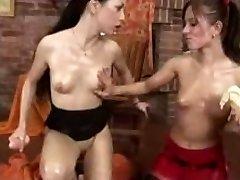 Tramps anal fun