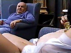 Busty chubby latina Helena vintage fuck