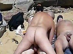 pláž 3some