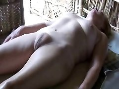 Mature Coochie Massage