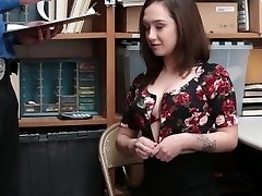Shoplyfter - Whorey Nubile Tried To Escape Gets Fucked Instead