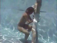 le sexe sous-marine