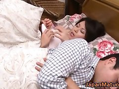 Miki Sato nipponjin femme mature