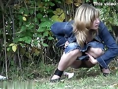 Nymphs Pissing voyeur video 42