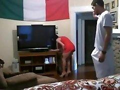 Blanc mère que j'aimerais baiser triche avec la bbc sur caché caméra web