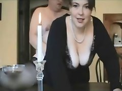 Amateur gorgeous British wife gets fucked