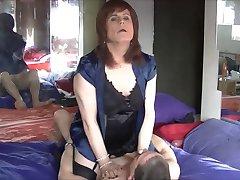 Maria Satijn's - Ondeugende Huisvrouw Deel 7