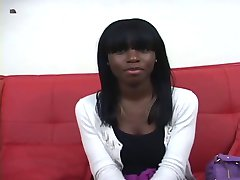 Ebony Teen Gets Fucked first Time