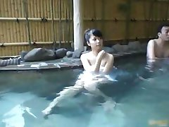Asian babe is a hot chick getting felt part1