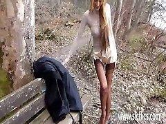 Brutal fisting seine heiße Frau in der öffentlichkeit