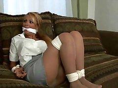Sandy Blonde Babysitter