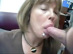 The Office Slut's Facials (Compilation)