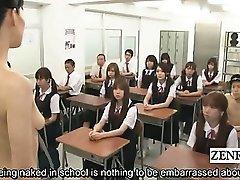 副标题CFNM日本裸体摩洛伊斯兰解放阵线的学生教师条