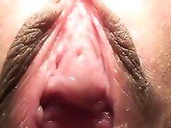 Japanische Pussy Close Up