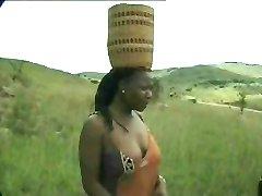 African fuck safari for white male