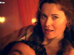 Lucy Lawless, Jaime Murray, Marisa Ramirez... Spartacus