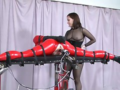 BDSM máquina de Mierda.