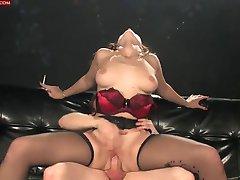 Paige Turnah fumar sexo