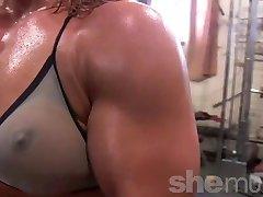 Sexy Mature Gym Rat