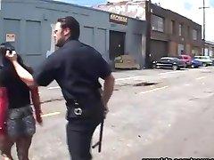 Katrina Kraven Atrapado Por Caliente Cop