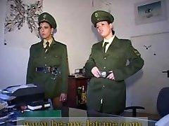 La policía alemana putas