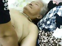 asiático de la abuela 1