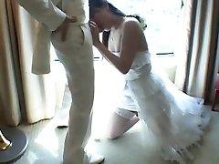 Japonski Tgirl Jebe Novi Mož Po Poroki